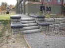 Cobblestone / Steps / Columns: Summit/Springhill
